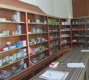 The Pharmacy in the AWF Hospital