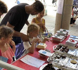 High Wycombe Market Stall Fundraiser 2nd June 2018